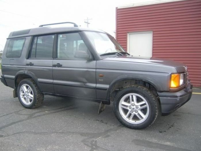 2002 land rover discovery series ii se 4dr awd autos post. Black Bedroom Furniture Sets. Home Design Ideas