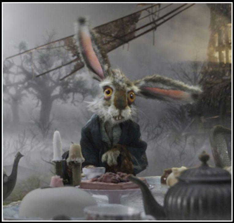 White Rabbit Alice In ...