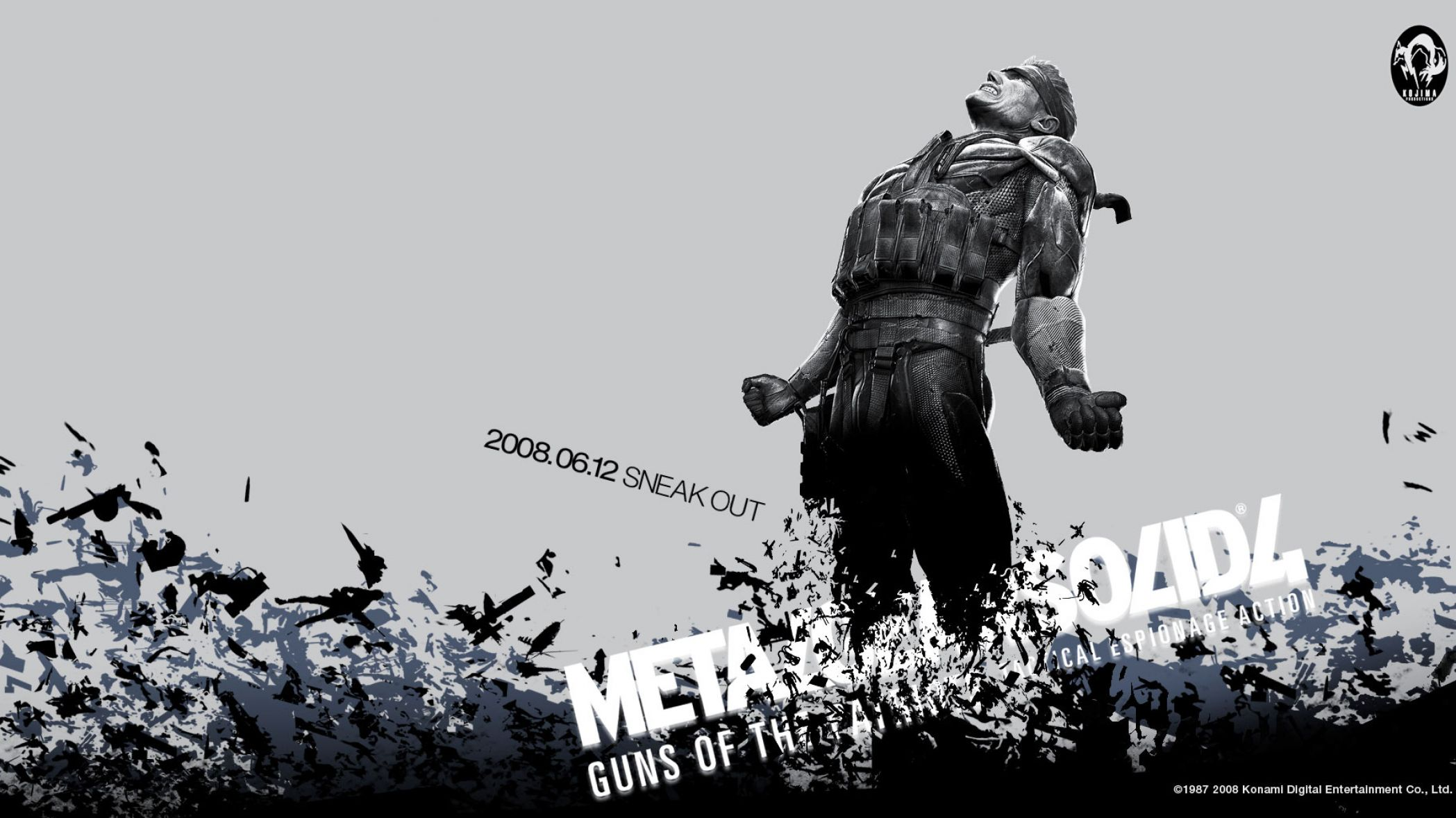 metal gear hd wallpapers - photo #28