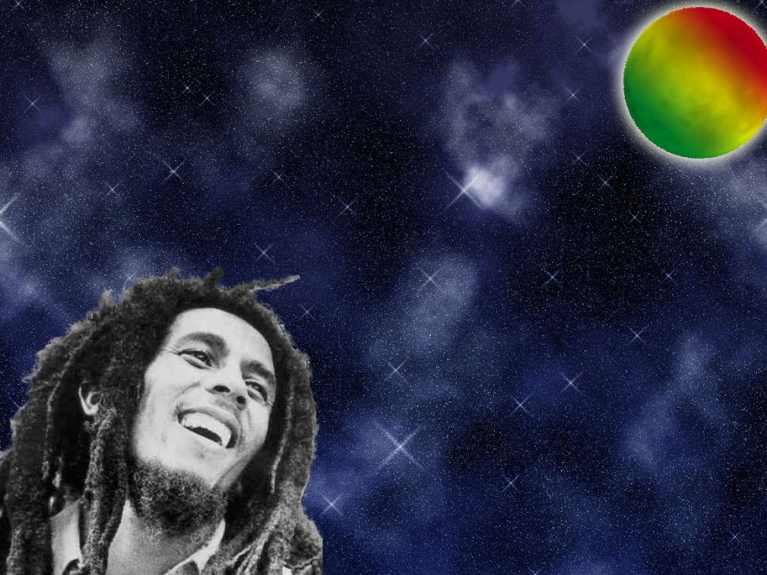 Bob marley wallpaper backgrounds pictures 1