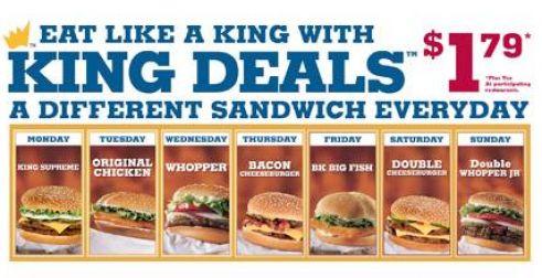 Fast Food Coupons Mesa Az