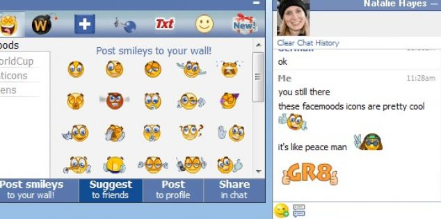 Cool pics for facebook chat pictures 2