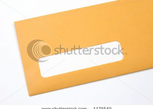 What is the proper way to write an address on an envelope?