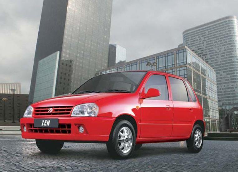 Maruti Suzuki Zen Diesel Specifications