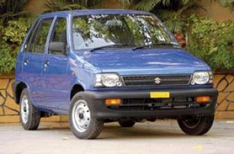 maruti zen car price 2