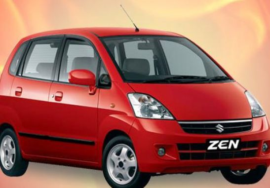 maruti zen car price 3