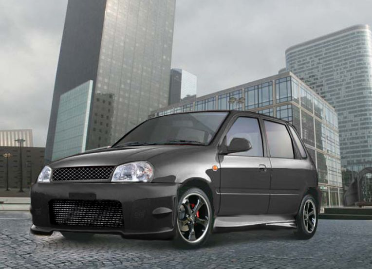 Maruti Suzuki Zen Carbon Specifications