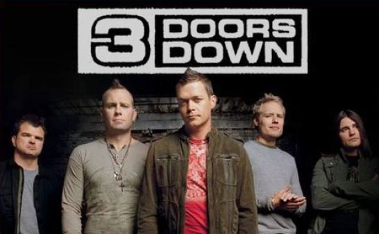 3 Doors down here without you babe