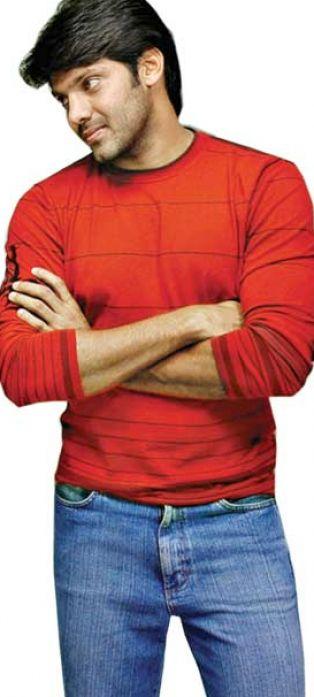 Tamil Actor Arya