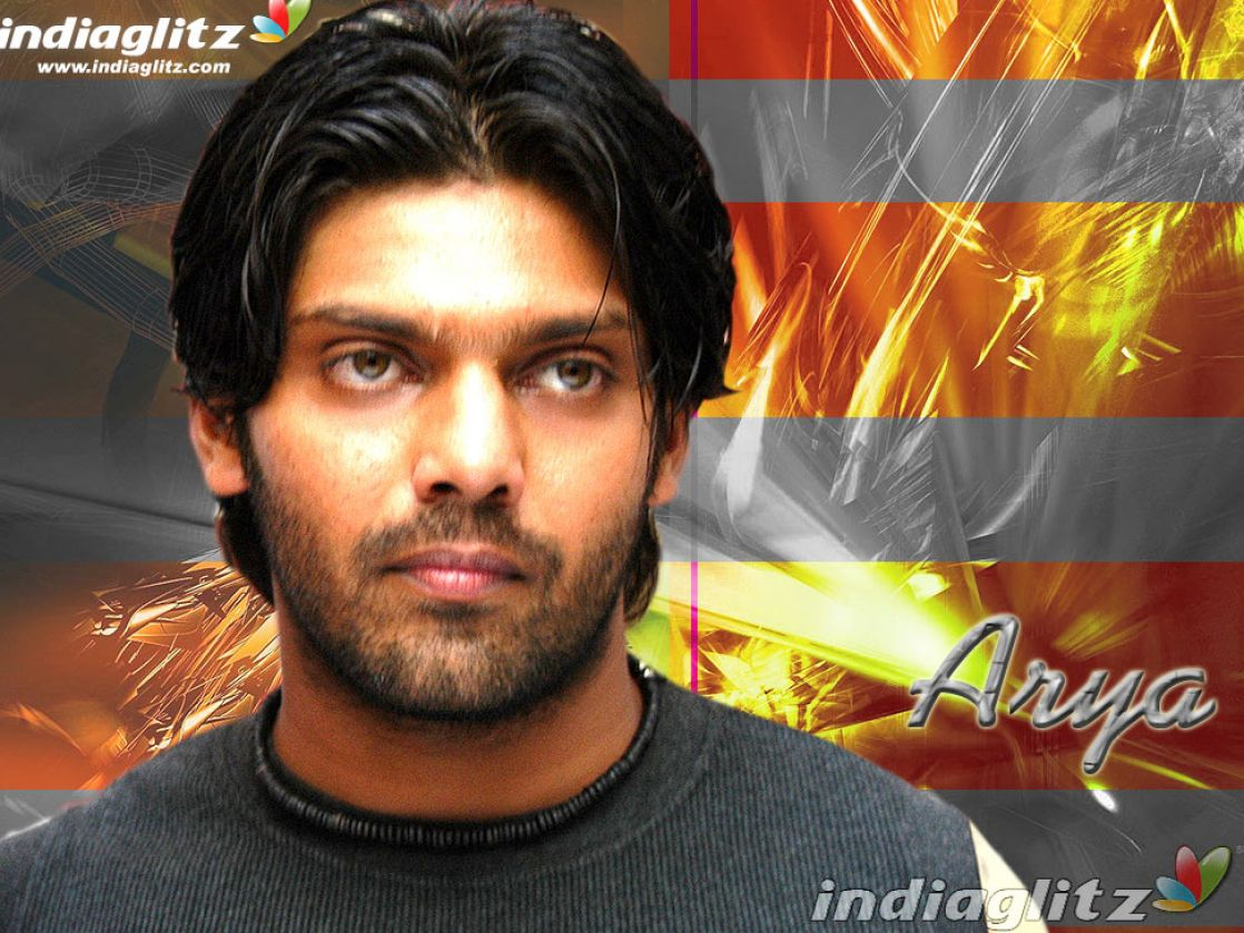 Tamil Actor Arya