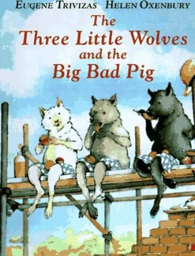three little wolves and the big bad pig pdf