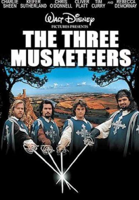 the three musketeers 1948 wikipedia party invitations ideas