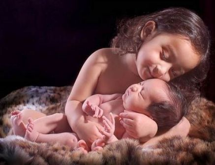 Love Wallpapers With Babies : Wallpapers of babies love