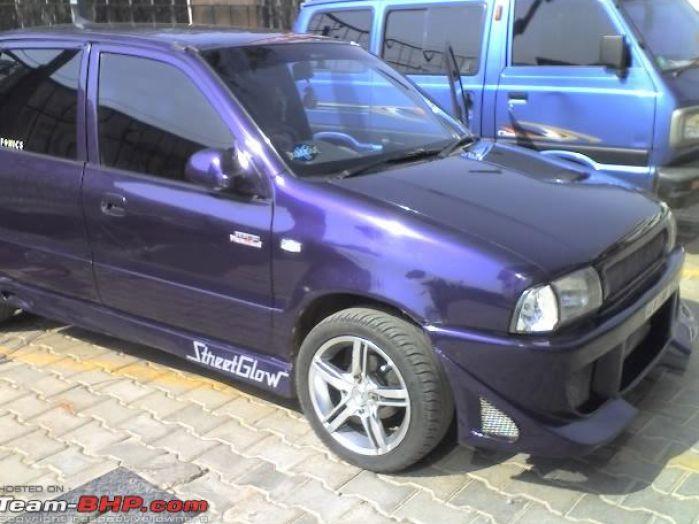 Zen Car Modified Image >> Zen car modified